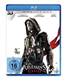 Locandina Assassin's Creed  (+ Blu-ray) [Edizione: Germania]