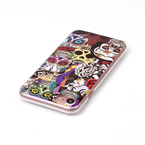 """inShang iPhone 7 Plus 5.5"""" Coque Housse de Protection Etui pour iPhon 6 5.5 inch ,Ultra mince et léger TPU matériel Le Style Pratique Coque arrière (back case) , 50"""