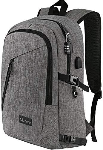 e27c295158 Sac à dos, sac à dos pour ordinateur portable anti-vol avec port de