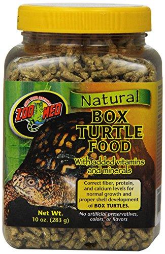 Zoomed Food Natural Box Turtle Pellet - 28 gr
