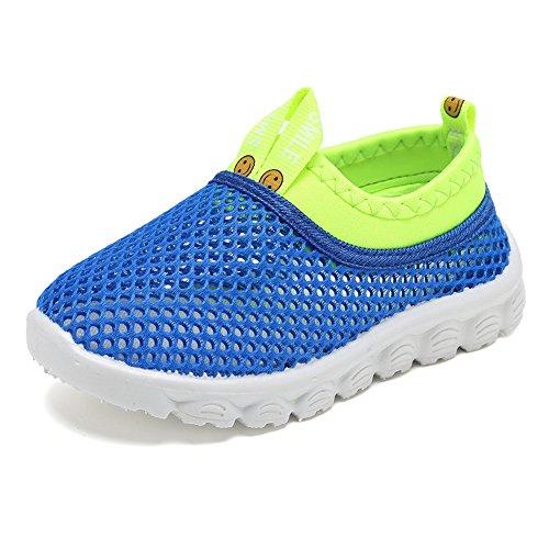 CIOR Kids Aqua Shoes Breathable Slip-On Sneakers For Running Pool Beach Toddler/Little Kid/Big Kid
