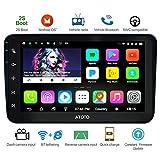 Navegación GPS para automóviles Android ATOTO A6 con Bluetooth Dual y Carga rápida - para Volkswagen/VW - Premium A6YVW821P Radio Multimedia Indash 2G / 32G, WiFi/BT Internet Tethering