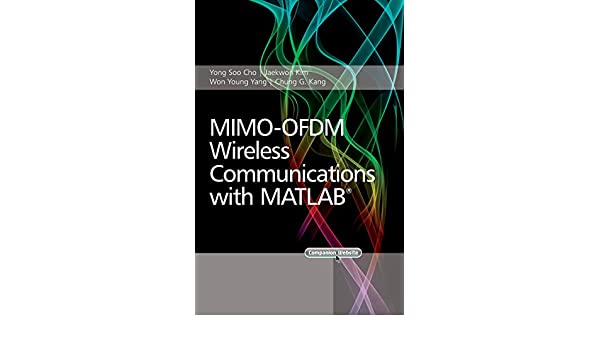Buy MIMO-OFDM Wireless Communications with MATLAB (Wiley