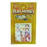 Enlarge toy image: Peterkin Sterling Toy Play Money Set