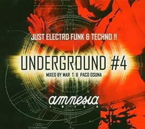 Amnesia Ibiza Underground