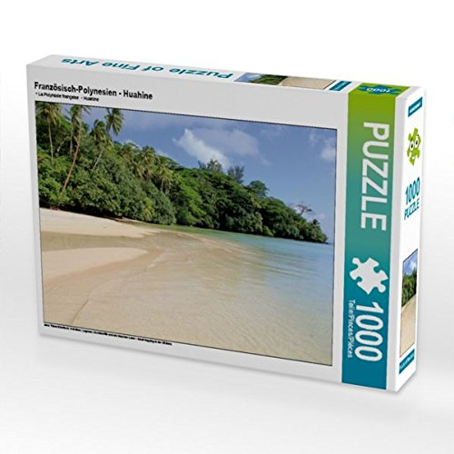 Französisch-Polynesien - Huahine 1000 Teile Puzzle quer