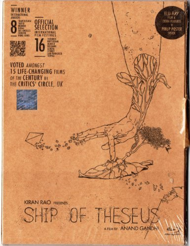 Ship of Theseus (Collector's Edition Blu-ray) by Eagle Home Entertainment