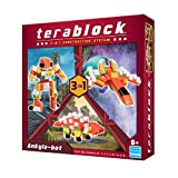 Terablock: Ankylo-bot 3in1 building set by nanoblock