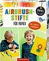Airbrush-Stifte für Papier (100% selbst gemacht) von Coppenrath auf TapetenShop