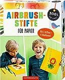 Airbrush-Stifte für Papier (100% selbst gemacht)