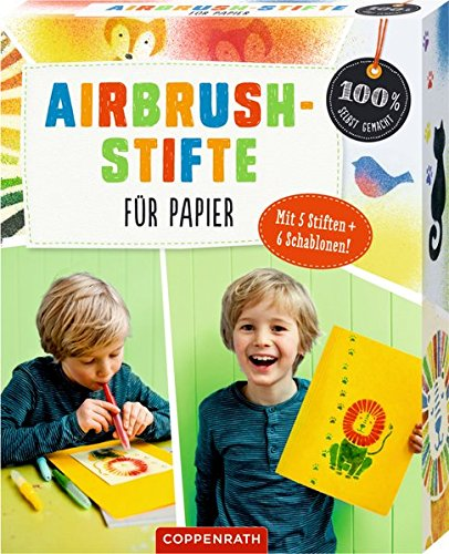Airbrush-Stifte für Papier (100{a38849838a6ab4fccdb8b2ce7a3aeafae49ca97dffd52bd8fe5ecc5b5ac8aa67} selbst gemacht)