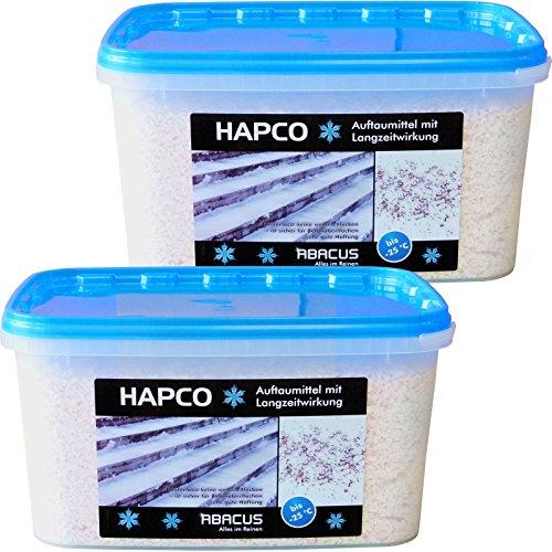 hapco Lot de 2(2x 5kg)-auftaum Adhesifs Engrais longue durée (7,50& # x20ac;/KG)