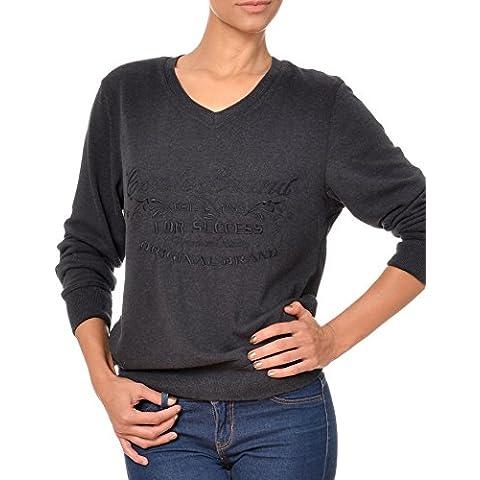 M.Conte women Sweat-Shirt Sudaderas suéter Manga largos para mujer Korale