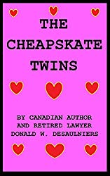 THE CHEAPSKATE TWINS (English Edition)