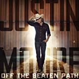Songtexte von Justin Moore - Off the Beaten Path