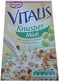 Dr.Oetker - Vitalis Knusper Müsli - 600g