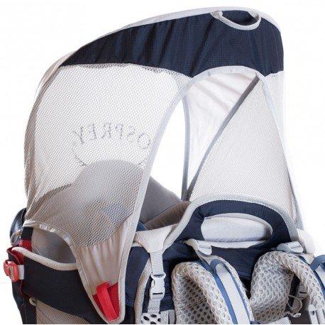 Osprey Poco AG premium Porte-bébé, Vert, Taille Unique