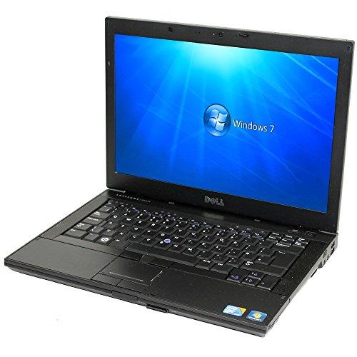 Dell Latitude E6410 14,1 Zoll Notebook (Core i5 2.40GHz, 4GB RAM, 160GB HDD, DVD-RW, WLAN Win 7) (Zertifiziert und Generalüberholt)