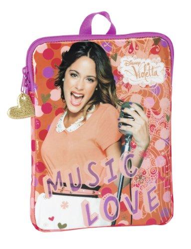 Disney Violetta Tablet Tasche Tablet Hülle 10,6 Inch Tablet Tragetasche Galaxy Tab Kindle Fire 10,6 '' Tasche 2015