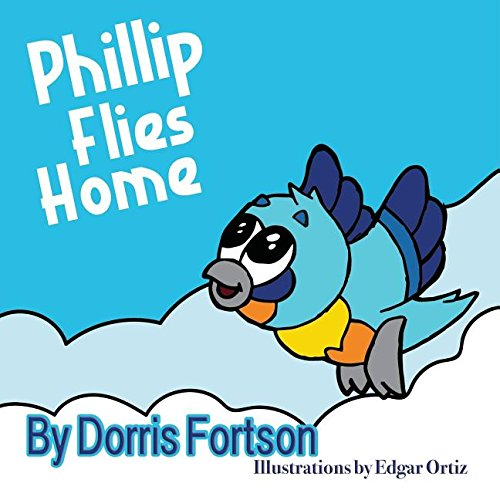 Phillip Flies Home (Guardian House Bird)