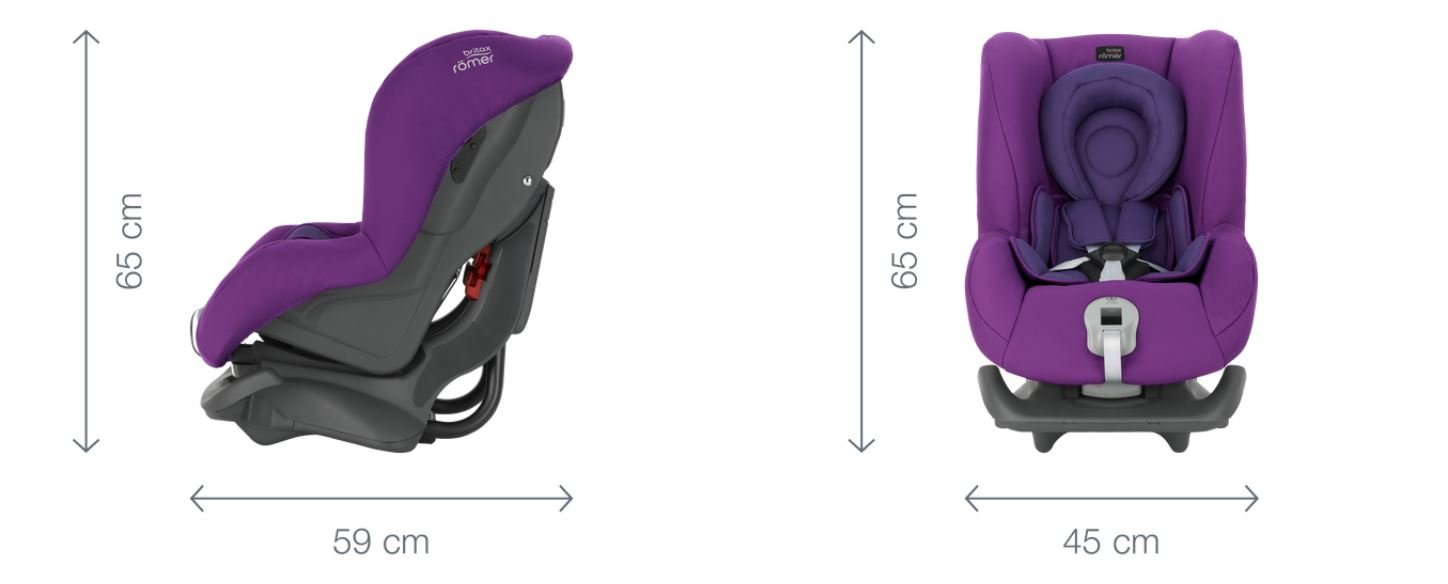 Britax Römer FIRST CLASS PLUS Group 0+/1 (Birth-18kg) Car Seat - Black Marble  This FIRST CLASS PLUS will come in a Black Marble design cover which is made from a more premium fabric with extra detailing Extended recline position when rearward facing - the safest way to travel Reassurance built-in - CLICK & SAFE harness tensioning confirmation 7