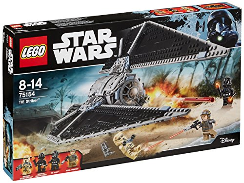LEGO Star Wars - Figura TIE Striker (75154)