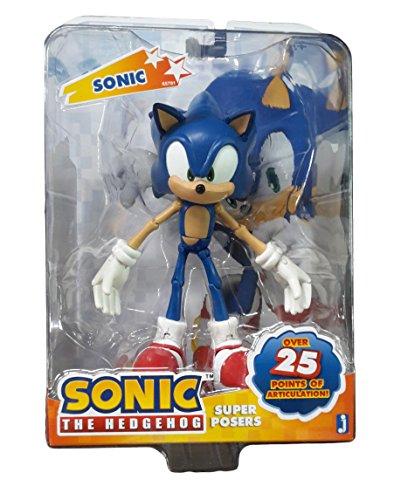 Sonic 65791 - Super Poser Spielfigur, 15 cm Sonic Figuren Amy