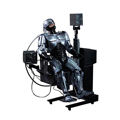 HOT Juguetes Caliente Película Masterpiece - Robocop: Robocop con mecánica Presidente (Docking Station)