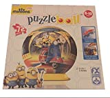Despciable Me MINIONS Scooter UK Puzzleball