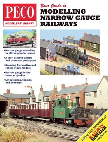 Your Guide to Narrow Gauge Railways (PECO Modellers Library) por Steve Burnham