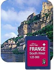 Satmap GPS System Karte 1:25000 Frankreich: Südwesten, FR-CY-25-SD-004