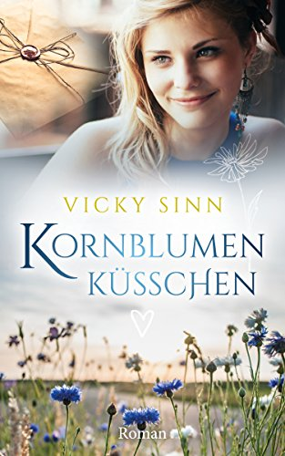 Buchseite und Rezensionen zu 'Kornblumenküsschen' von Vicky Sinn