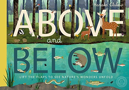Above and Below por Patricia Hegarty