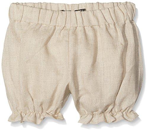 Sainte Claire Baby-Mädchen Shorts J178, Beige, 68 (Herstellergröße: 9 Monate)