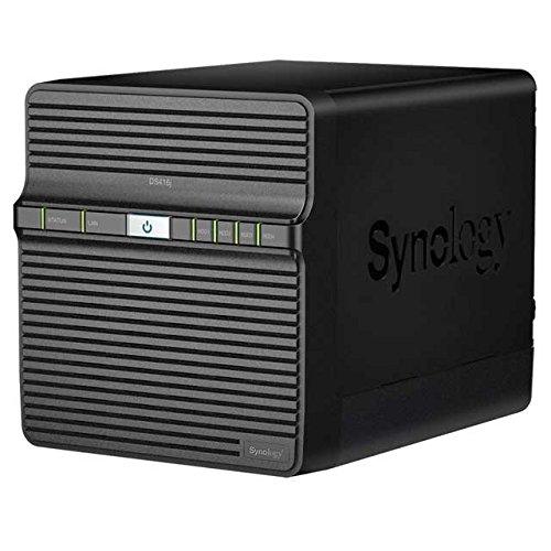 Synology  DS416j 1.3GHz DualCore 4-Bay NAS Bundle mit 4x 5TB MD04ACA500 | 0721456170665