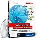 Webseiten programmieren und gestalten: Das umfassende Training Bild