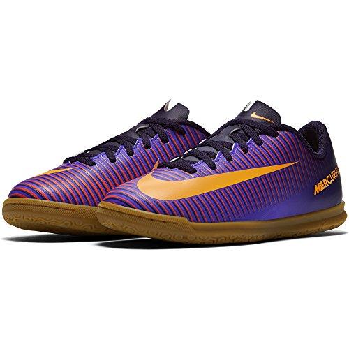 Nike 831953-585, Chaussures de Football en Salle Mixte Adulte Violet