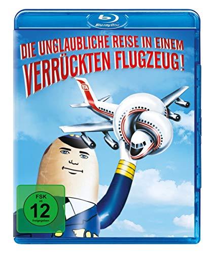Die unglaubliche Reise in einem verrückten Flugzeug [Blu-ray]