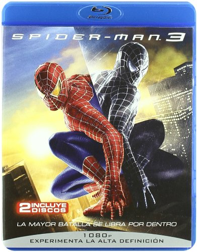 Spiderman 3 [Blu-ray]