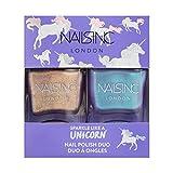 Nails Inc. Glänze wie ein Einhorn Duo-Kit