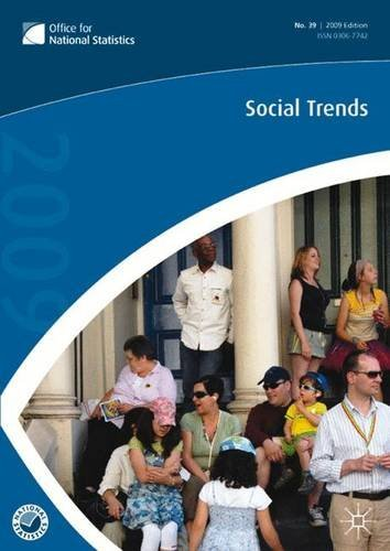 Social Trends (39th Edition) by The Office for National Statistics (2009-04-15)