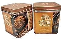 Greensense Organic Feel Good Latte Mix Cinnamon Healthy 100% Organic Latte Consumed with Milk - 100 g