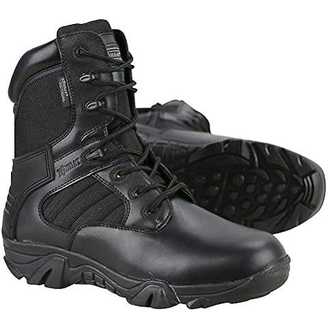 Kombat UK-Stivali Tactical-Pro, da uomo, taglia 44, colore: nero
