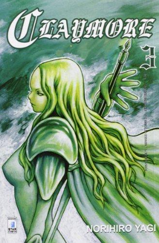 Claymore: 3 di Norihiro Yagi
