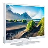 Telefunken XH24D101D-W 61 cm (24 Zoll) Fernseher (HD Ready, Triple Tuner, DVD-Player) für Telefunken XH24D101D-W 61 cm (24 Zoll) Fernseher (HD Ready, Triple Tuner, DVD-Player)