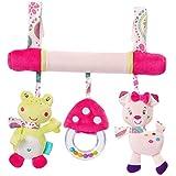 Sharplace Kinderwagen Buggy Spielzeug Baby Plüschtiere, Hängenden Baby Rasseln Frosch/Elefant - Frosch, Wie beschreiben