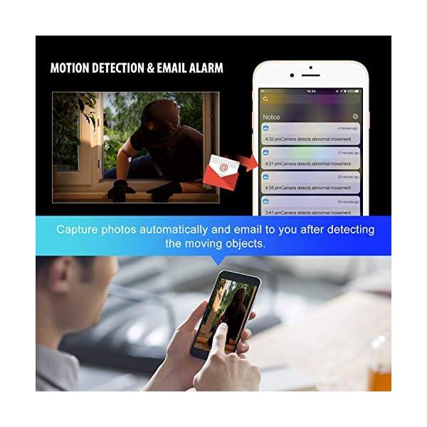Sricam-Ultima-Versione-SP017-Telecamera-WiFi-Interno-di-Sorveglianza-1080P-Wireless-IP-Camera-Obiettivi-Ruotabile-Audio-Bidirezionale-Modalit-Notturna-a-Infrarossi-Compatibile-con-iOS-Android-PC