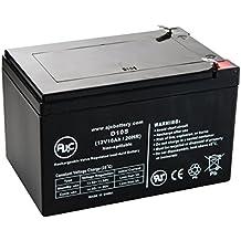 Batería de SAI de 12V 10Ah Leoch LP12-12 T2 - Es un recambio de la marca AJC®