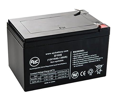 Batterie Leoch LP12-12 T2 12V 10Ah UPS - Ce produit est un article de remplacement de la marque AJC®