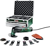 Bosch PMF 190 E Multifunction Tool with Toolbox and Accessories by Bosch